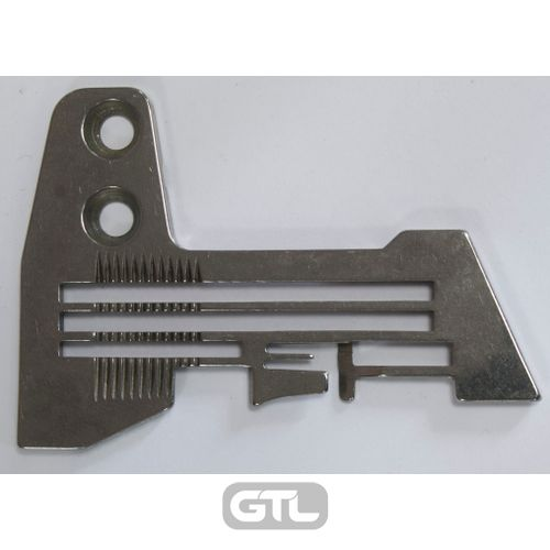Игольная пластина для промышленных машин E809 4-х нитка