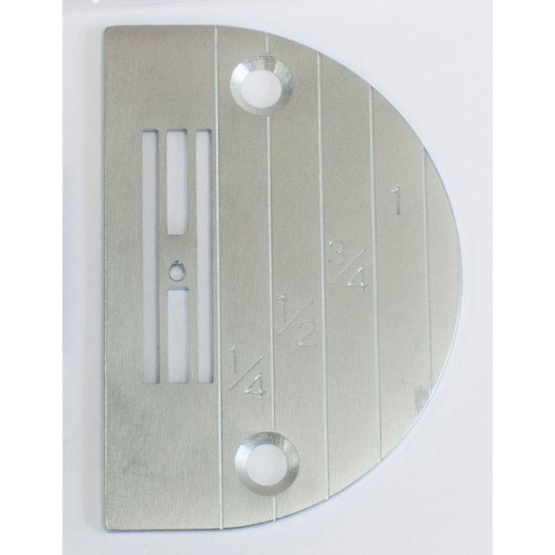 Игольная пластина для промышленных машин E18 CH