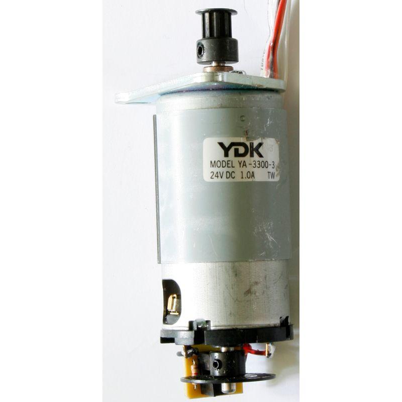 Моторчик электро для вышивальной машины Janome Memory Craft 450E / 500Е, DC 24V, 1 0A