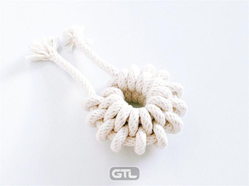 Декоративные узлы из шнура