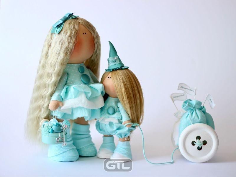 Как сшить наряд для куклы