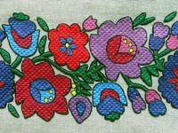 Эстетика вышивки