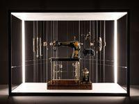 Швейна машина як витвір мистецтва