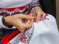 Значение цвета ниток в вышивке