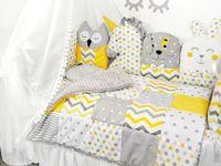 Как сшить постель для малыша