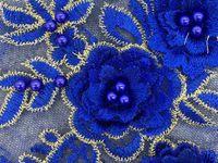 Цвет 2020 года - классический синий