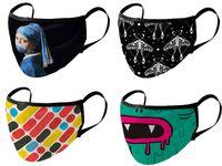 Трендові маски з тканини