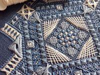Секрет ровных стежков при вышивке